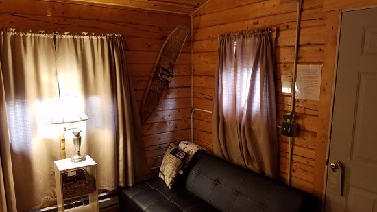EarthSong Lodge - Denali's Natural Retreat: Cozy Woodsy Private Cabin - Alaska Decor