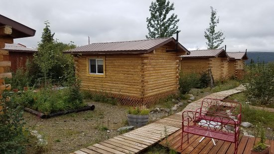 EarthSong Lodge - Denali's Natural Retreat: Earthsong Lodge Cabins
