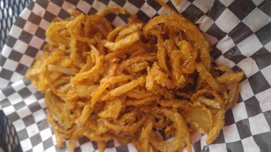 Mannford, Oklahoma: Brownies Hamburgers