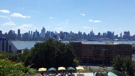 West New York, NJ: Skyline