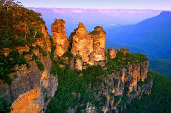 Blue Mountains Private Tour with...