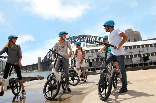 Sydney Harbour Bridge Electric Bike Tour