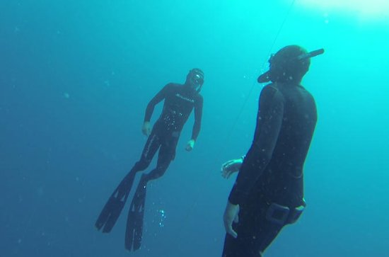 2-day freediving course for beginners in Las Palmas