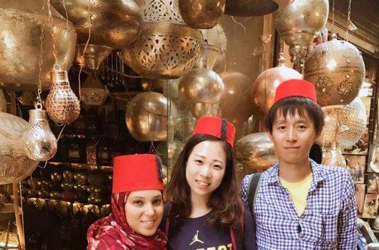 Kairo Tagestour zur Ägyptischen Museum...