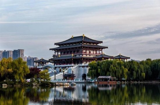 Xian Dynasty Trip: Discover The Prosperous Tang Dynasty: Xian Dynasty Trip: Discover The Prosperous Tang Dynasty
