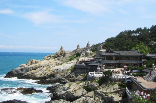 VIP Full-Day Busan Tour Including Haedong Yonggungsa Temple