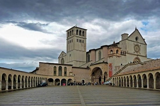 Perugia and Assisi