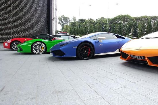Supercars Singapore Explorer Tour