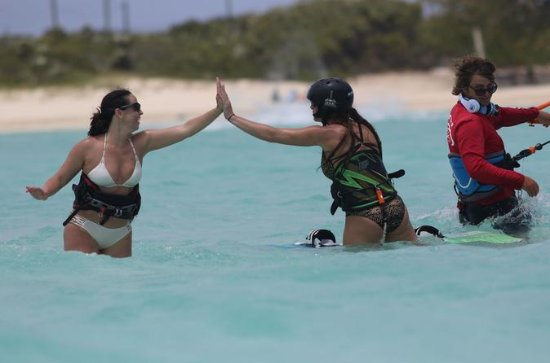 Bring A Friend Kiteboarding Lesson