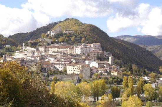 Norcia og Cascia Private Tour fra Roma