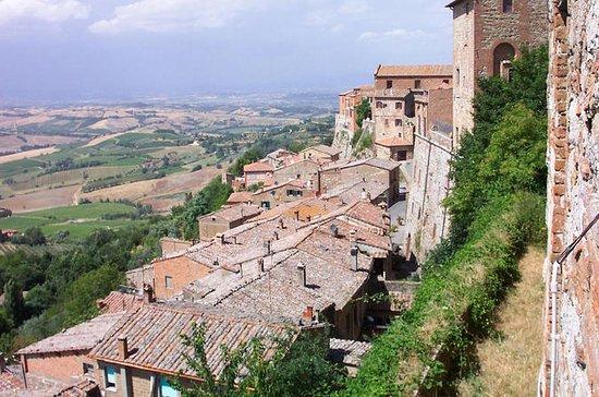 Cortona og Montepulciano Tour fra Rom