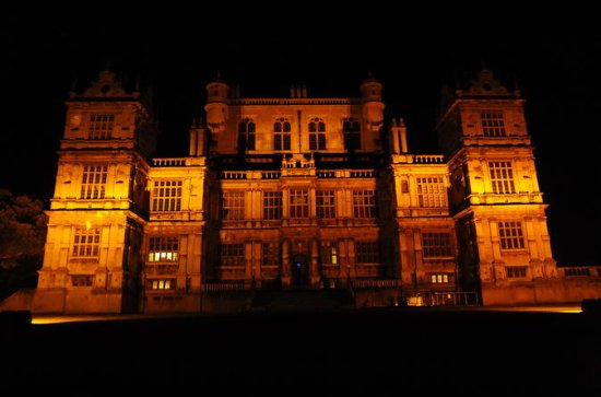 Meet the Ghosts of Wollaton Hall