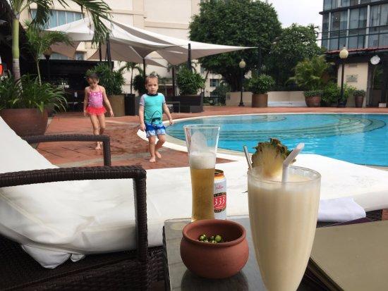 โรงแรมนิวเวิลด์ไซ่ง่อน: how to unwind after a busy day