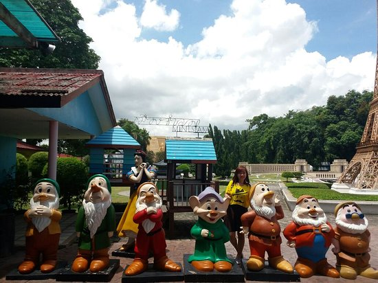Mini Siam and Mini Europe (Pattaya, Thailand) - omdömen