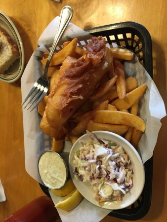 Middletown, VA: Fish and Chips