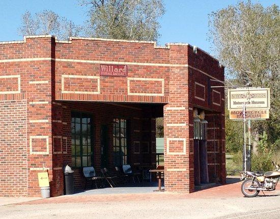 Chandler, Οκλαχόμα: Main Entrance