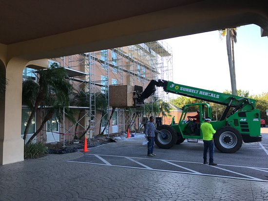 Hampton Inn Port Charlotte / Punta Gorda: Front entrance