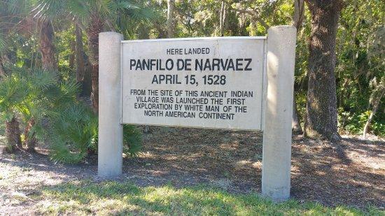 ff376c979c375 Discover Florida Tours  The Jungle Prada site was the landing spot on  Spanish conquistador Panfilo