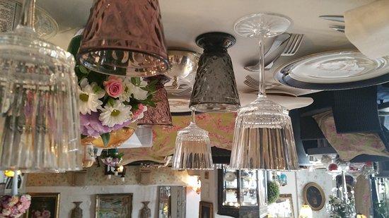 Ollioules, France : Le restaurant