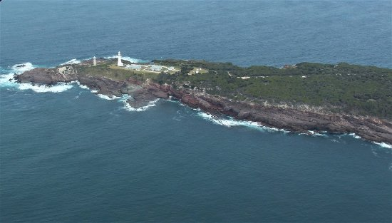 Eden, Australia: We also stay in the cottages at Green Cape Lighthouse