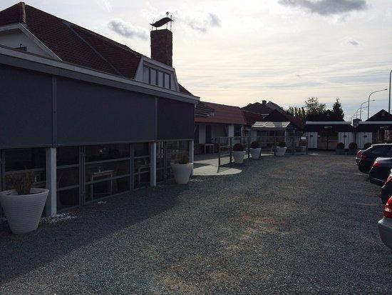 Rumst, Belgium: Buiten