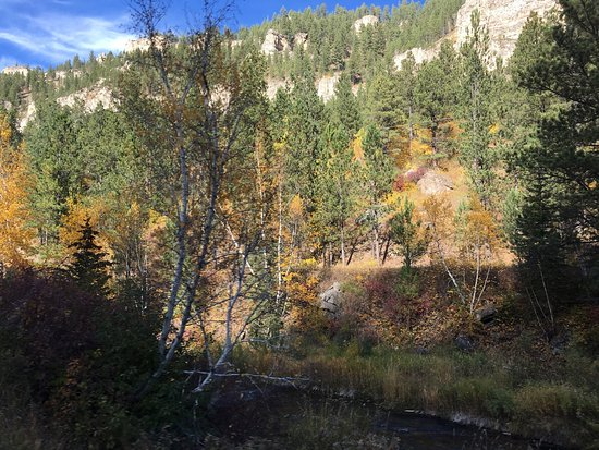Spearfish, SD: Late September drive