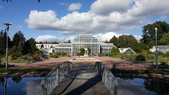 Botanical Gardens: Greenhouse
