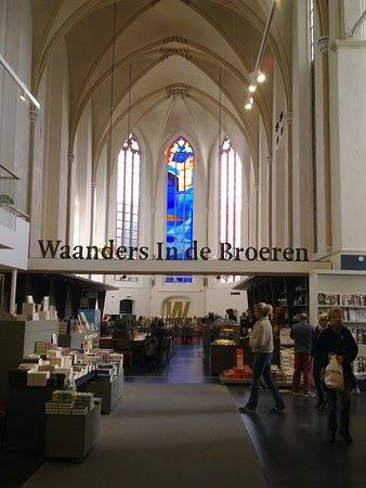 Zwolle, Paesi Bassi: A place to eat and drink in the Broerenkerk