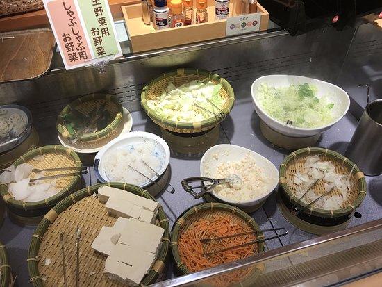 Machida, Japón: /_/_/_/_/_/_/_/ (2017.10 撮影) 野菜コーナー