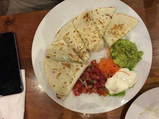 Taco Casa: quesadilla