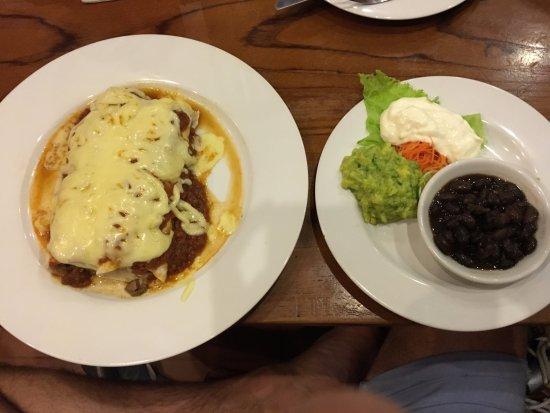 Taco Casa: enchilada