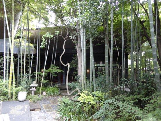 Higashimurayama, Japão: 緑に囲まれたたたずまいは、武蔵野ならでは・・・