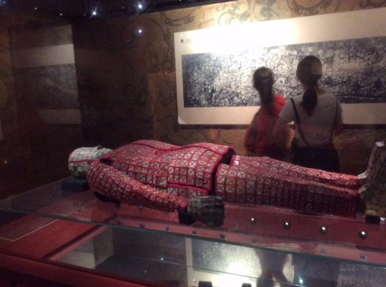 Museum of the Western Han Dynasty Mausoleum of the Nanyue King: 'that famous' display