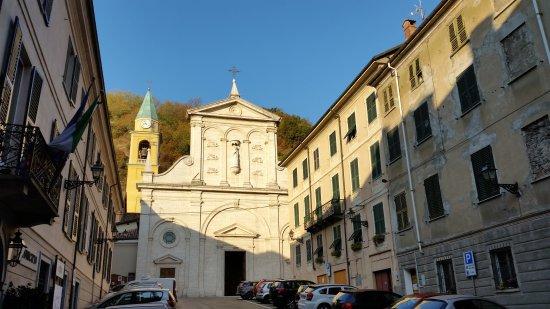 Serravalle Scrivia, Italien: Collegiata dei Santi Martino e Stefano