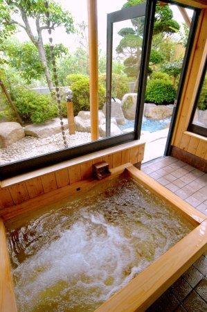 Shunan, Japan: 貸切風呂(乗実)