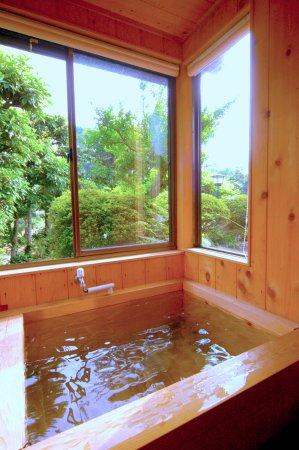 Shunan, Japan: 客室風呂