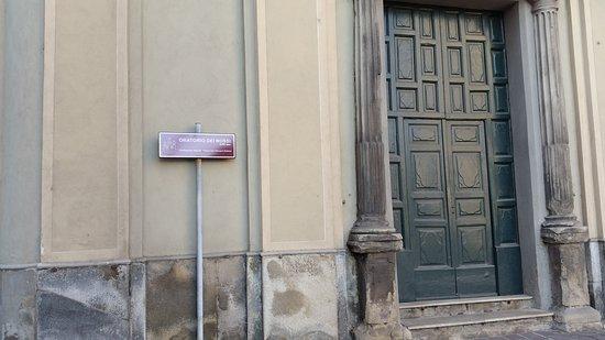 Serravalle Scrivia, Italien: Oratorio dei Rossi
