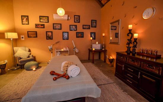 Nkorho Bush Lodge: Spending time in our Spa is always a wonderful experience