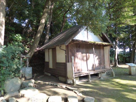 Abiko, Япония: 緑に囲まれた静かな場所です