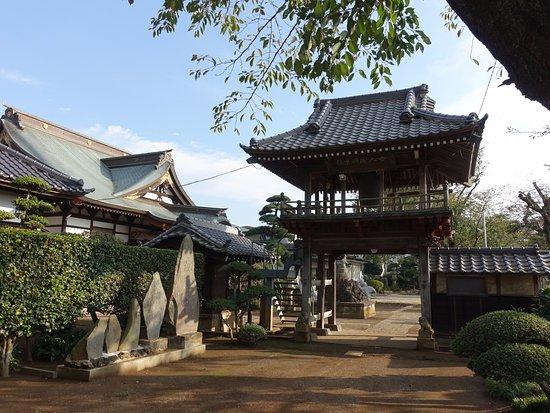 Abiko, Япония: 見ごたえのあるお寺です
