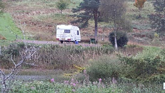 Invergarry, UK: Faichemard Farm Campsite