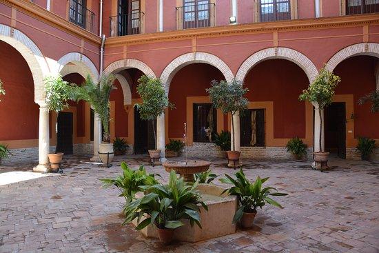 Ecija, Espanha: Museo Palacio de Palma