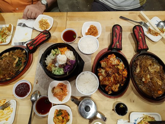 Humble, TX: Excellent original Korean food!