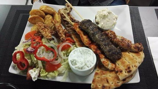 Kuopio, Suomi: Greek Grill