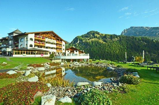Granvara Relais & Spa Hotel: Aussenansicht