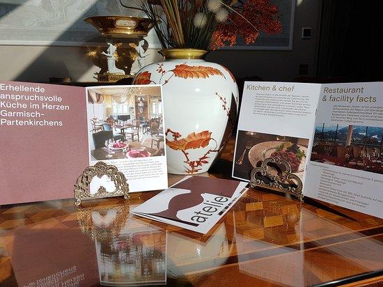 Picture of atelier restaurant bar garmisch for Atelier cuisine dix30