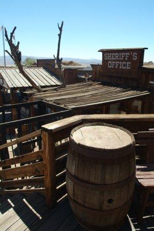 Yermo, Californien: Sheriff