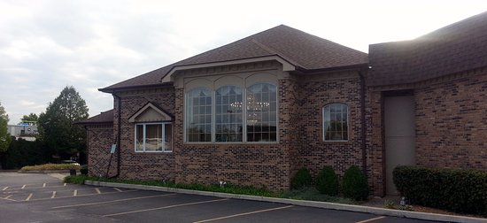 Orland Park, IL: front of Orland Chateau