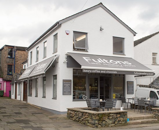 Keswick, UK: Fultons Lakes Jewellery Works