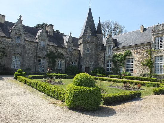 Rochefort en Terre, France: Chateau